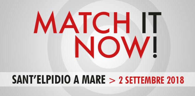 MATCH IT NOW – Sant'Elpidio a mare