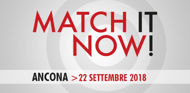 MATCH IT NOW – Ancona